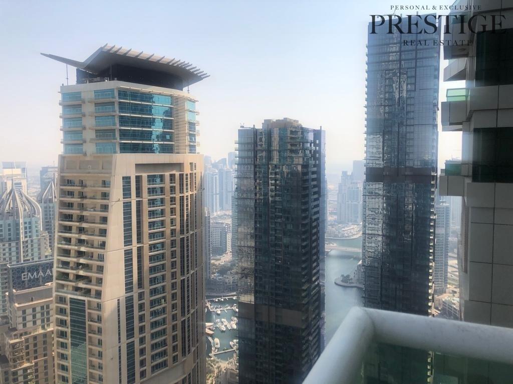 High Floor 3 Bed | Vacant | Marina View.