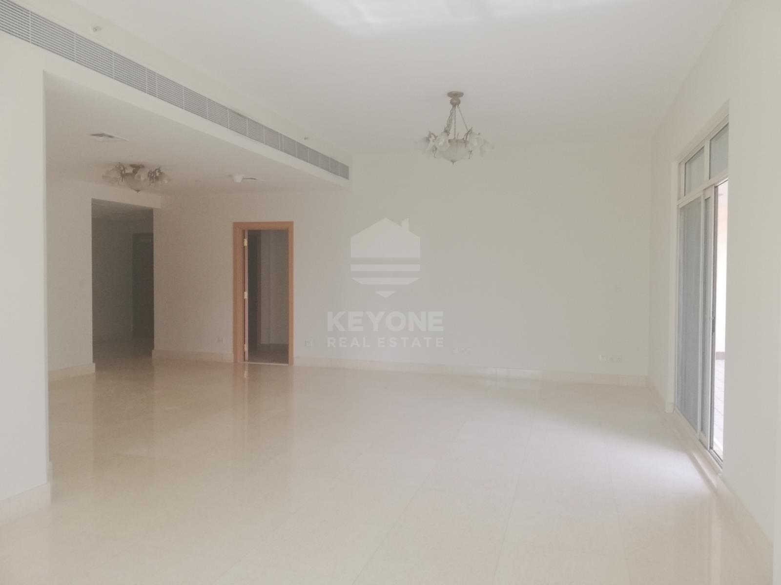 Higher Floor | Huge 3BHK+Maid | Vacant Now