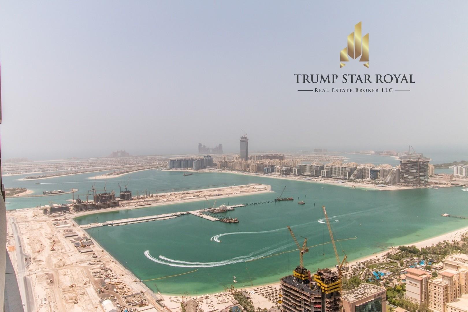 1Br in Princess Tower, Sea View, Dubai Marina