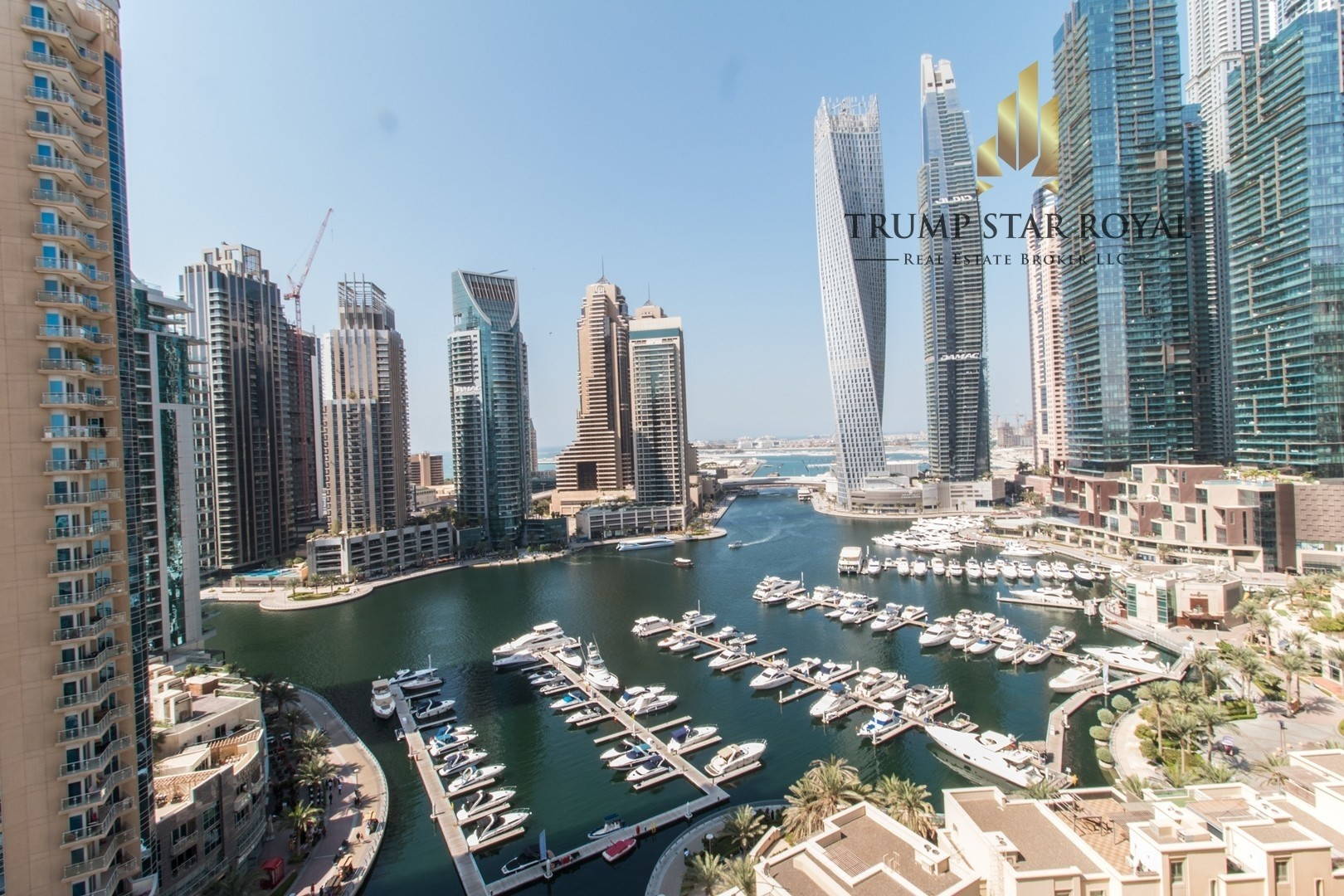 Fully Furnished  Full Marina View   3Br+M+Study