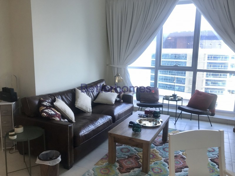 Furnished | High Floor | Golf Course View