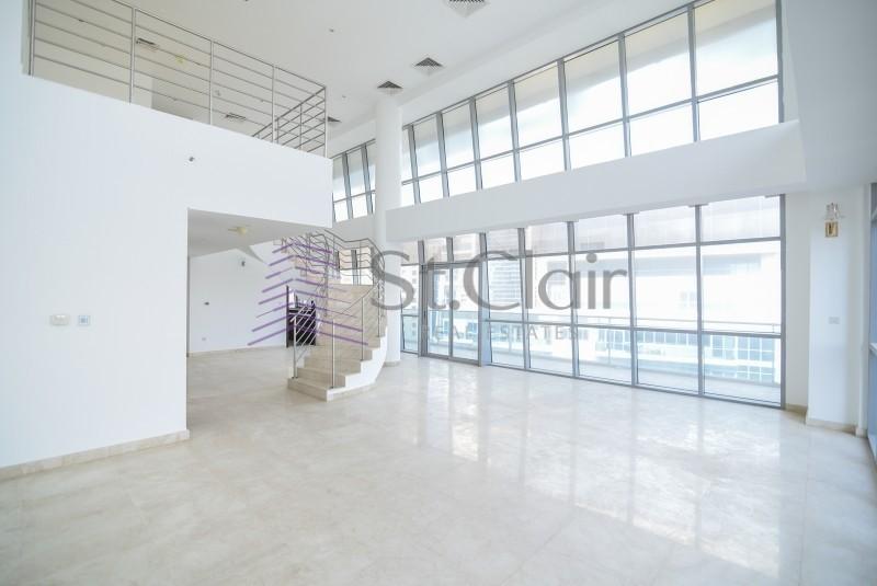 Penthouse 3 Beds  + Maids | Duplex | Marina View