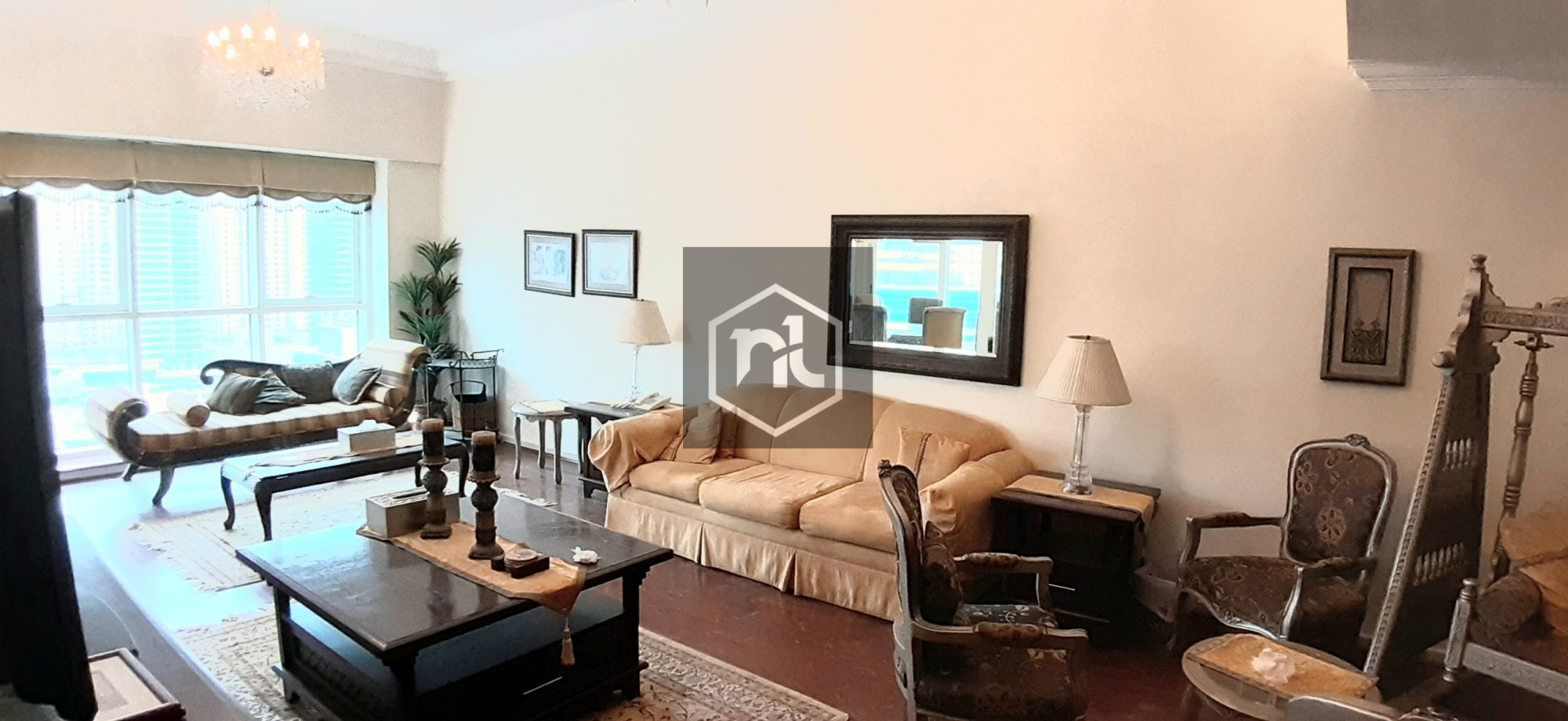 LAVISH FURNISHED THREE BED ROOM WITH EYE CATCHING LAKE VIEW