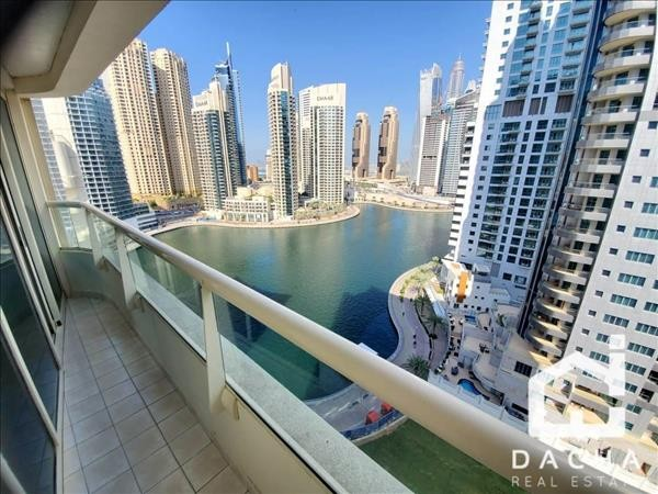 2 Bedroom Apt /Marina View Tower A/ Vacant Now