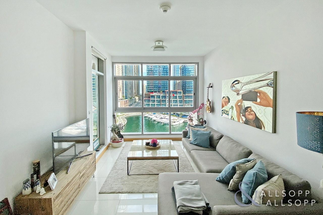 Exclusive   Marina View   1 Bed   Vacant