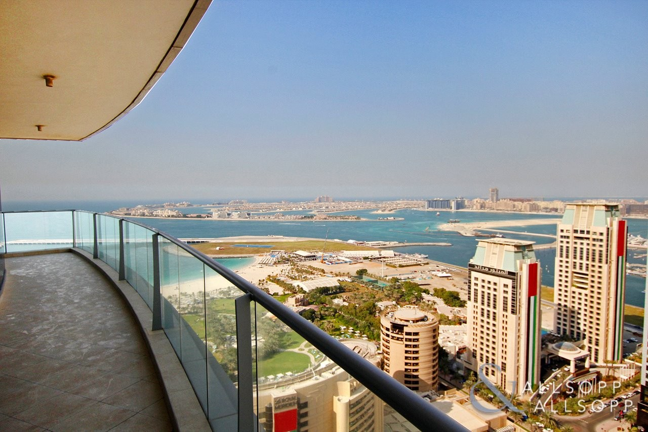 Full Sea View | High Floor | Spacious 2Bed