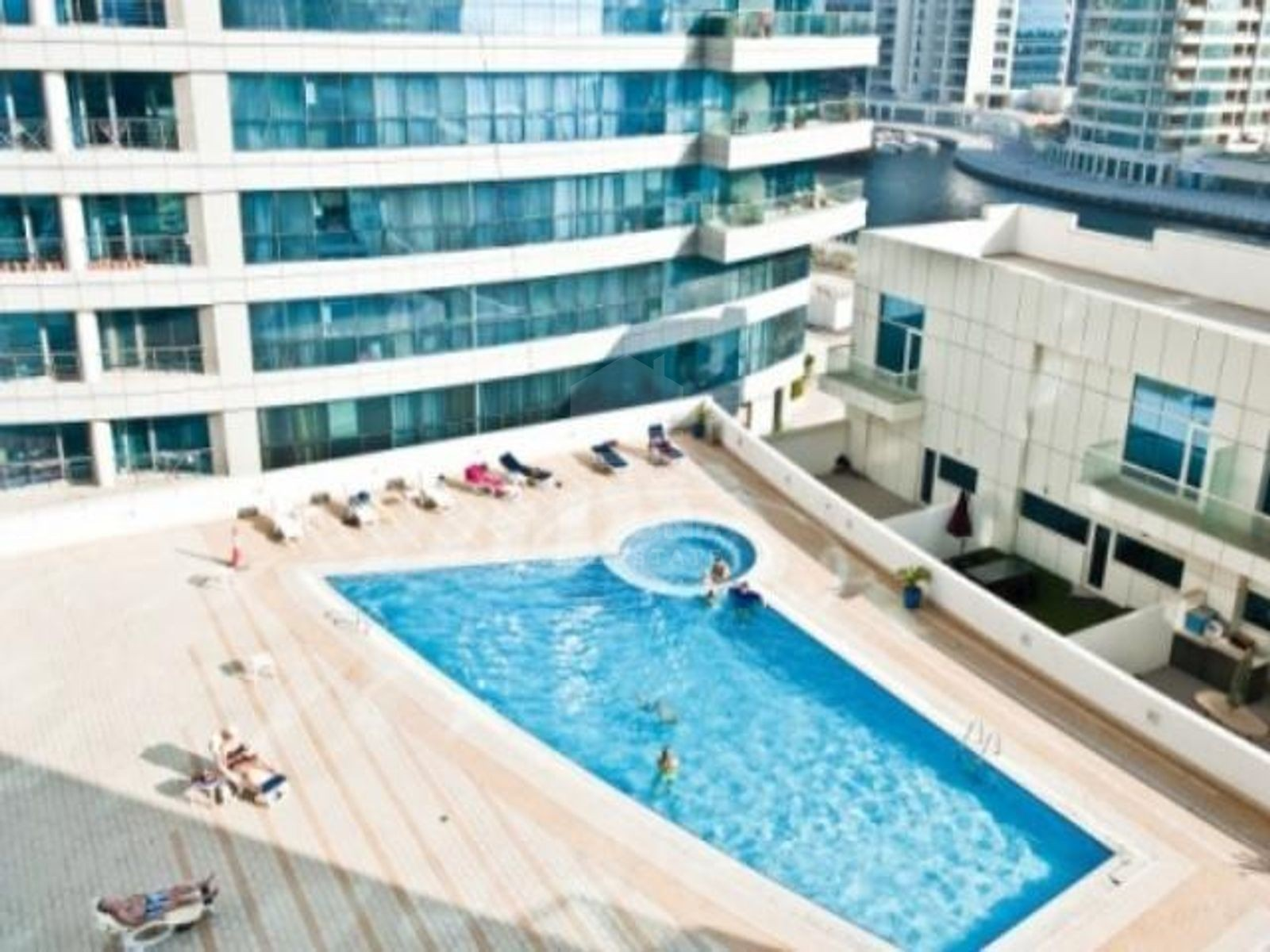 The Waves Tower   Vacant   1 Bedroom   Marina View