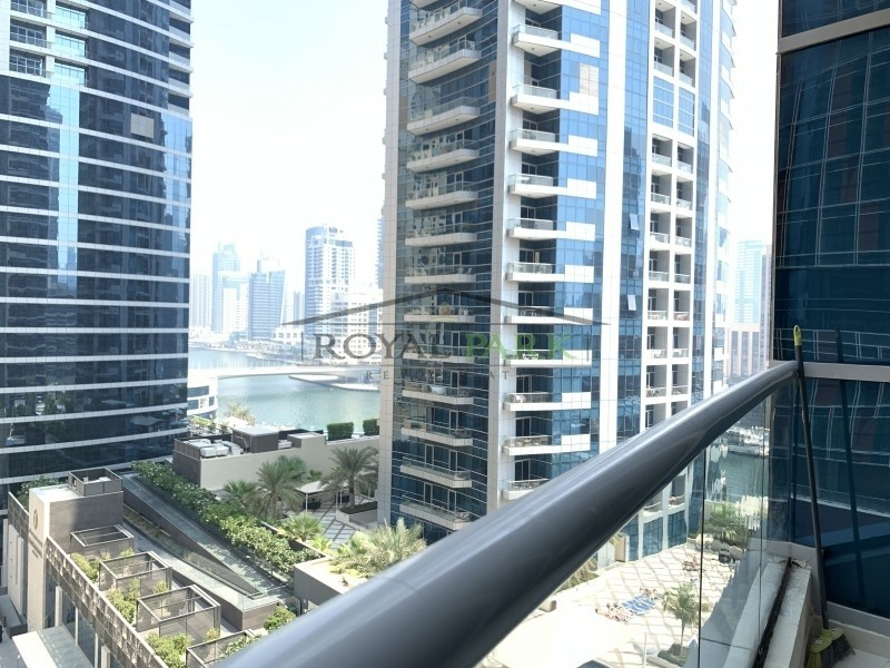 PARTIAL MARINA VIEW Studio In Bay Central West Dubai Marina