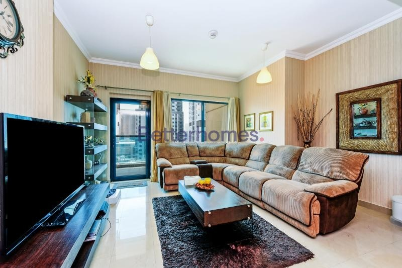 Marina View | Furnished | Balcony | Time Place