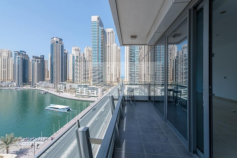 The Epicenter of Luxury and Convenience | 2 BR | Full Marina View