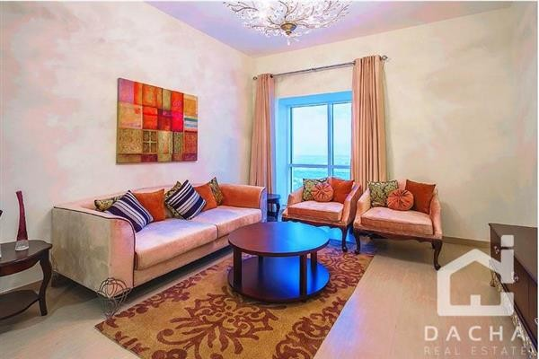 Mortgage available! AMAZING PRICE for furnished apt in MARINA 101