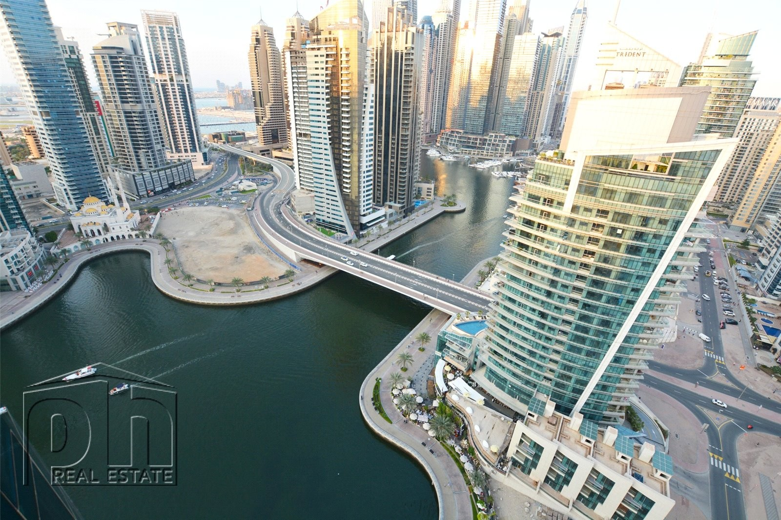Full Marina View - Spacious 3 Bed - Chiller Free