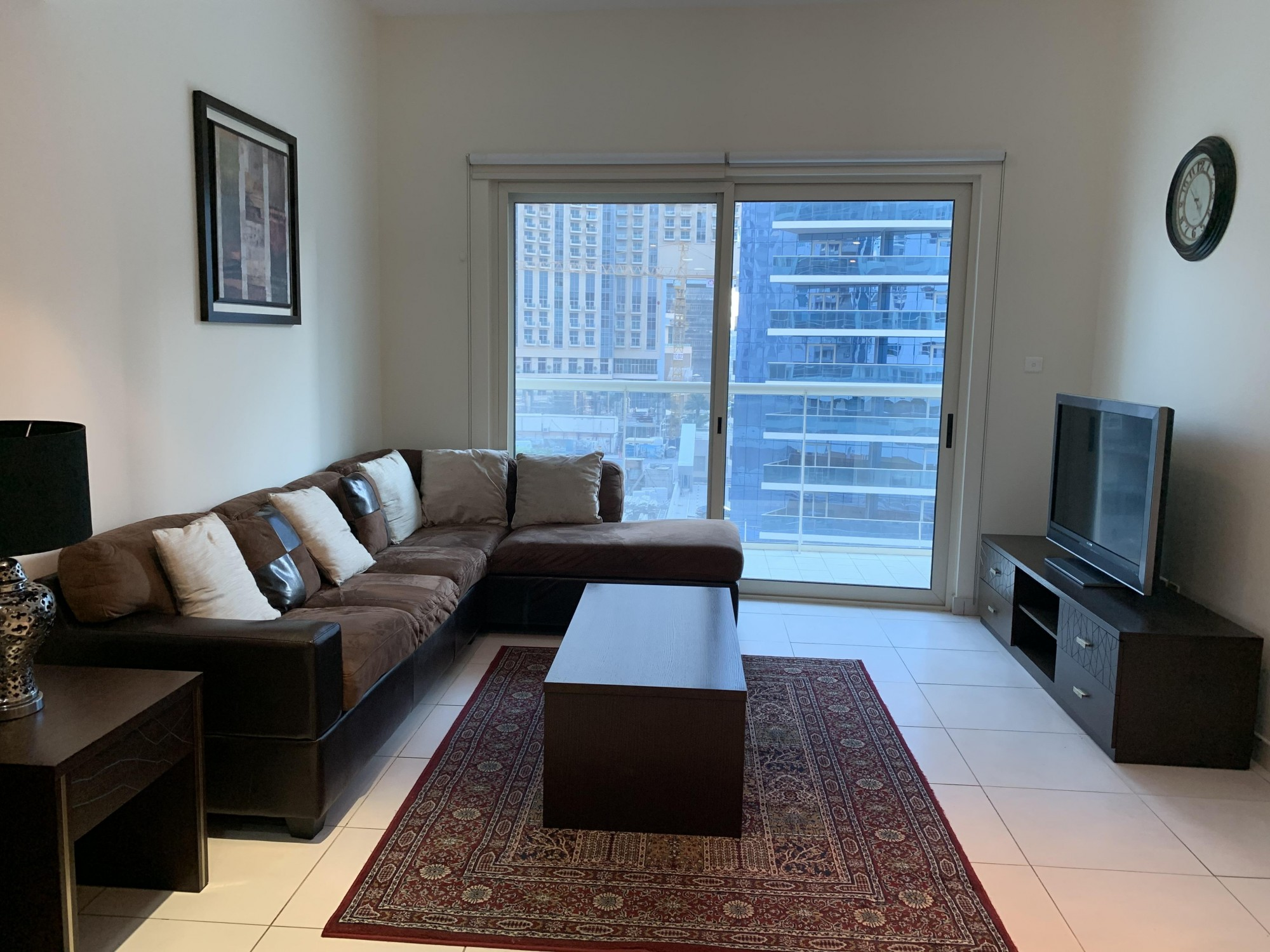 Hot Deal ! Fully Furnished ! Marina View ! 1 Bed