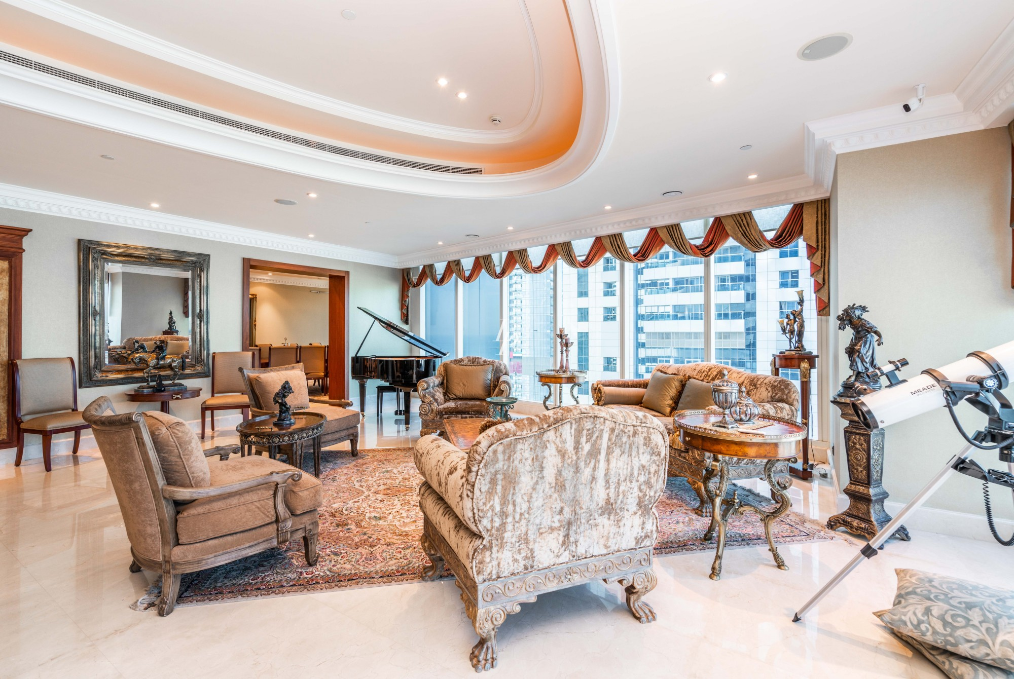 Furnished Spacious Luxury Living|Full Sea View