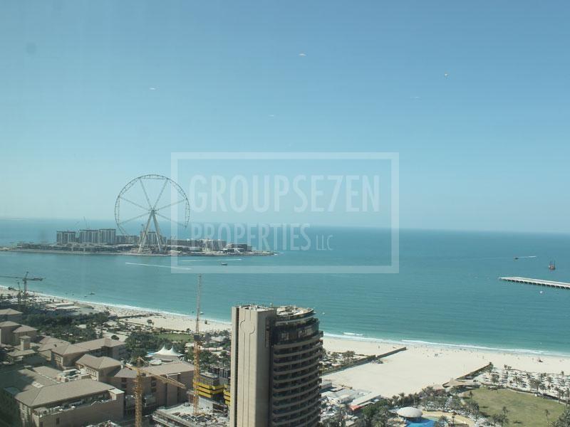 4 Bedroom for Rent in Royal Oceanic Dubai Marina