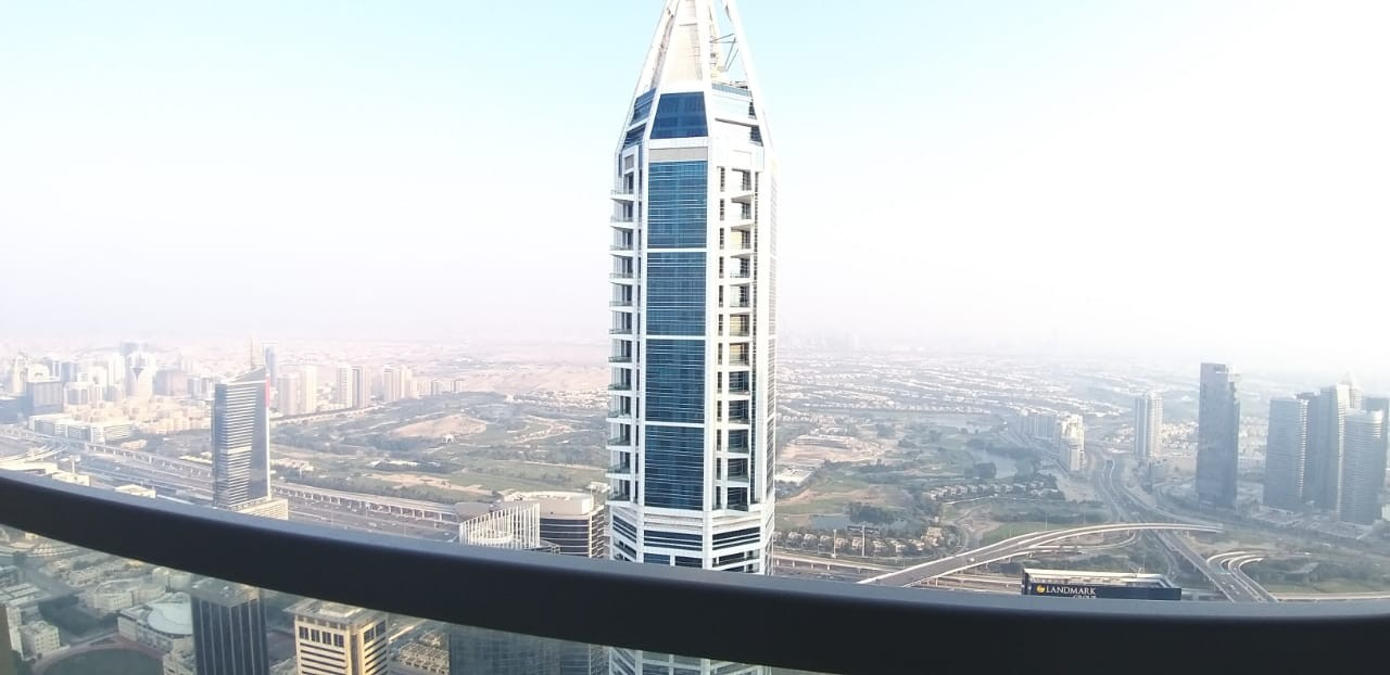High Floor Full Sea View High Floor 2 Bedroom Apartment in Dubai Marina