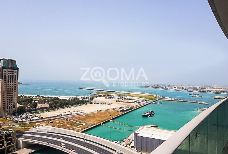 BrandNew|Full Sea & Palm View|High Floor