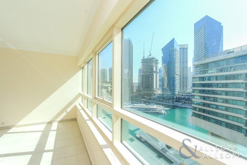 1 Bedroom | Chiller Free | Marina Views