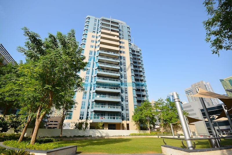 FANTASTIC FURNISHED 1BR IN MARINA RESIDENCE