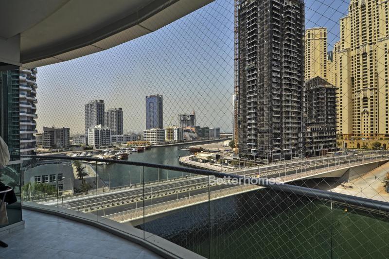 Upgraded I Marina View I Unfurnished