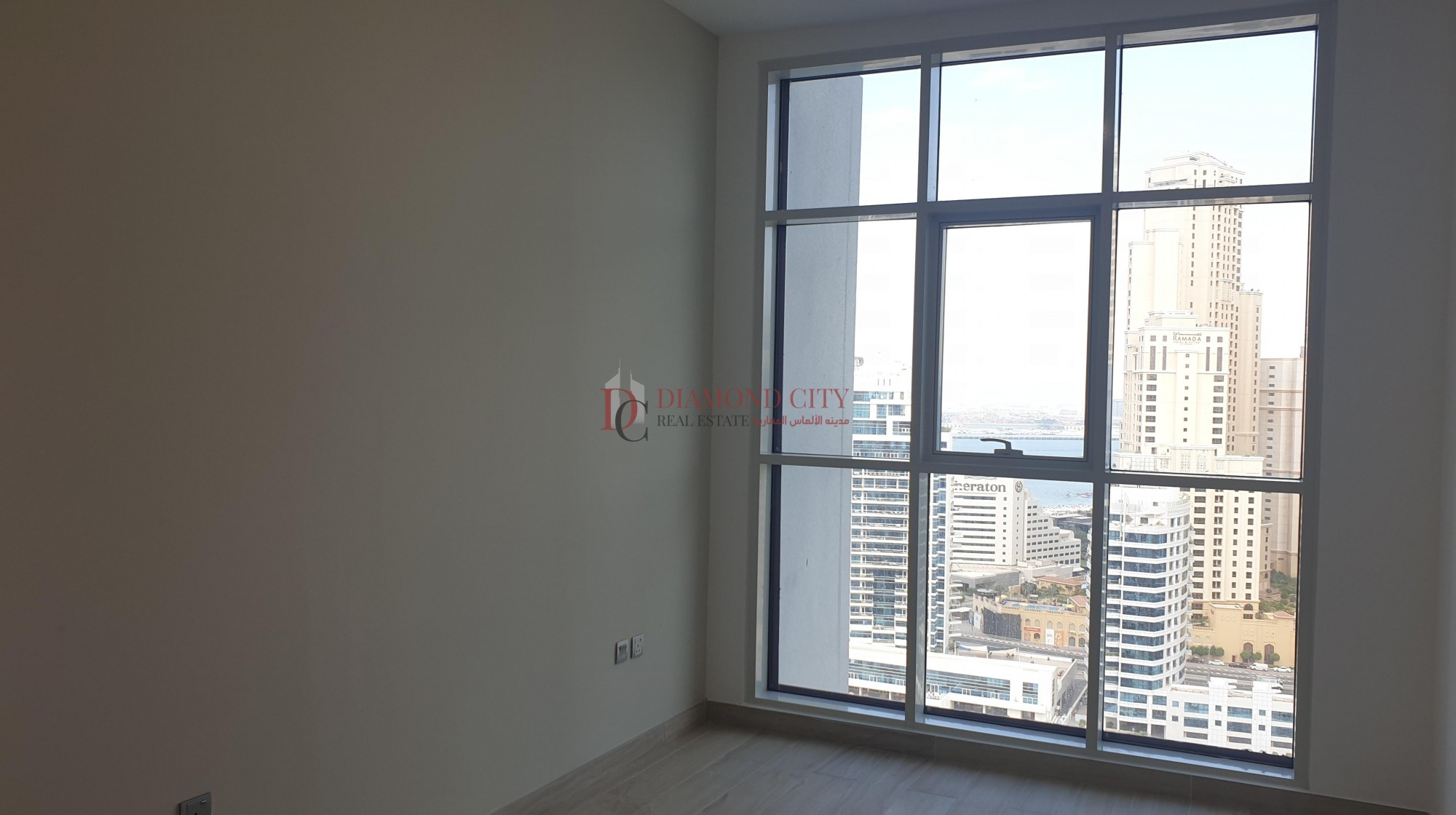 Brand New |Sea and Marina View| One Bedroom