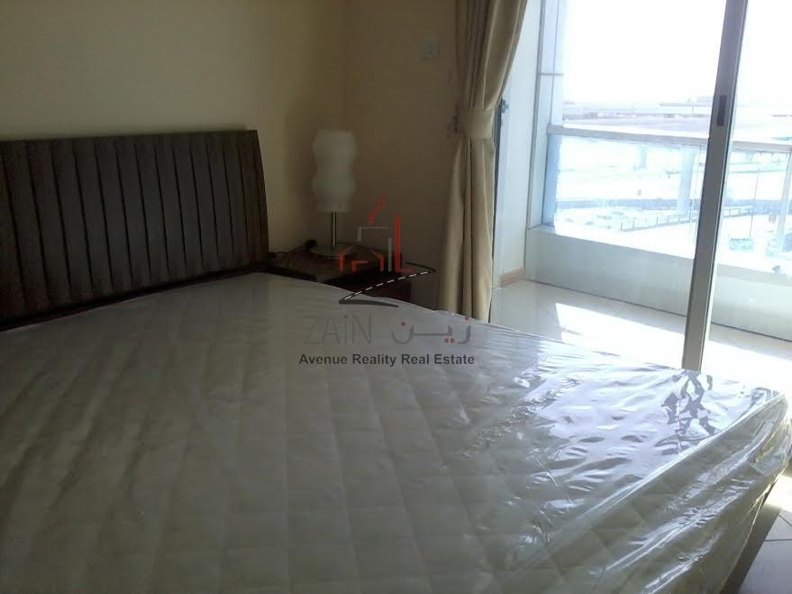 Luxury Furnished I 1BR Apt I Balcony I Ideal Location I Metro Marina