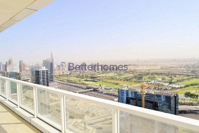 High Floor|Vacant |Golf Course View|Unfurnished