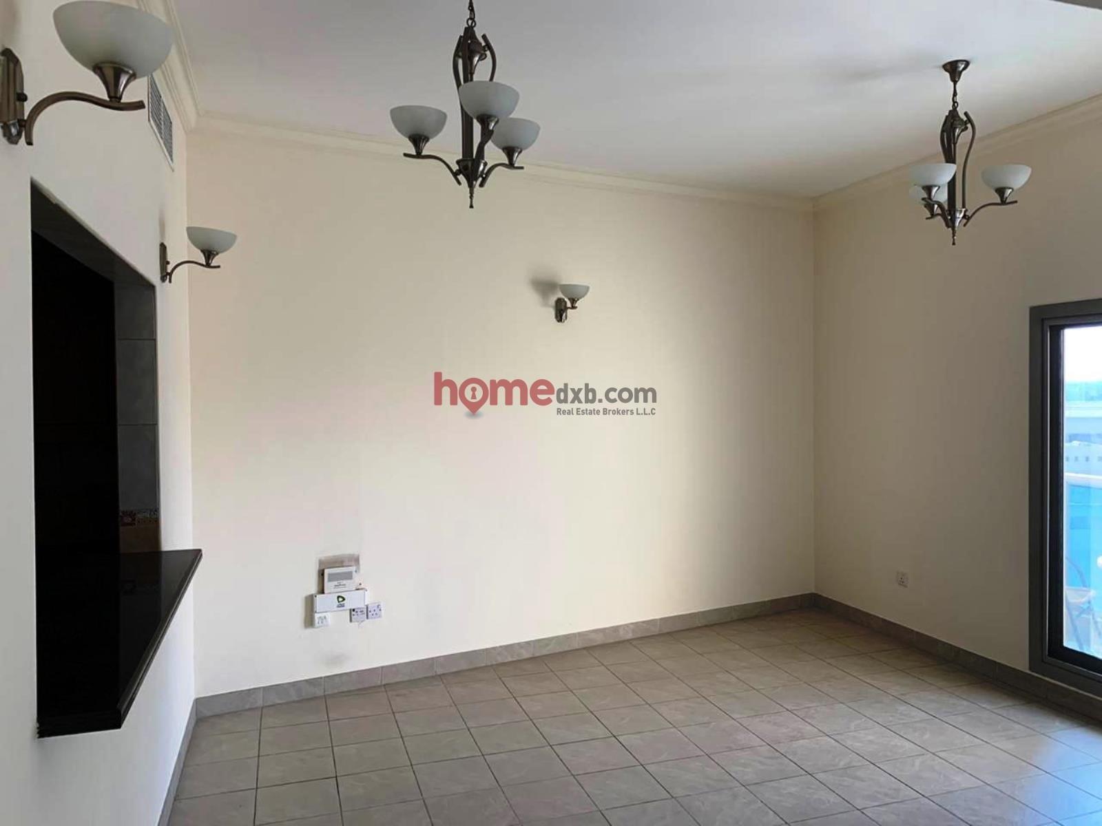 Unfurnished 1 BR Apartment, Belvedere, Marina