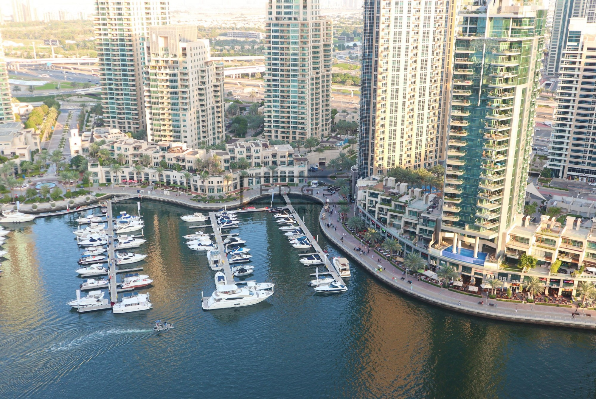 Furnished | Awesome Marina View | Upgraded