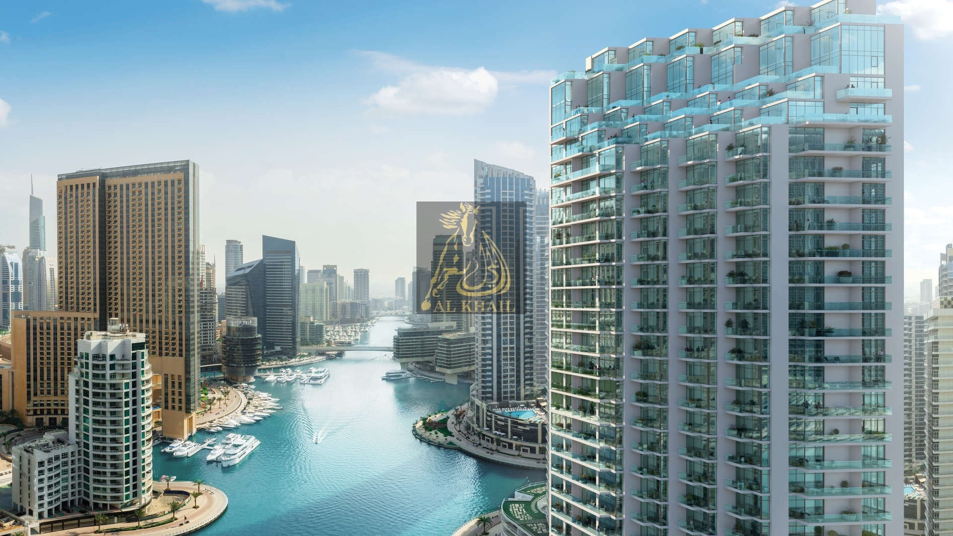 Luxury 2BR Apartment + Study + Maids for sale in Dubai Marina | Waterfront Apartments | Stunning Marina and Sea Views