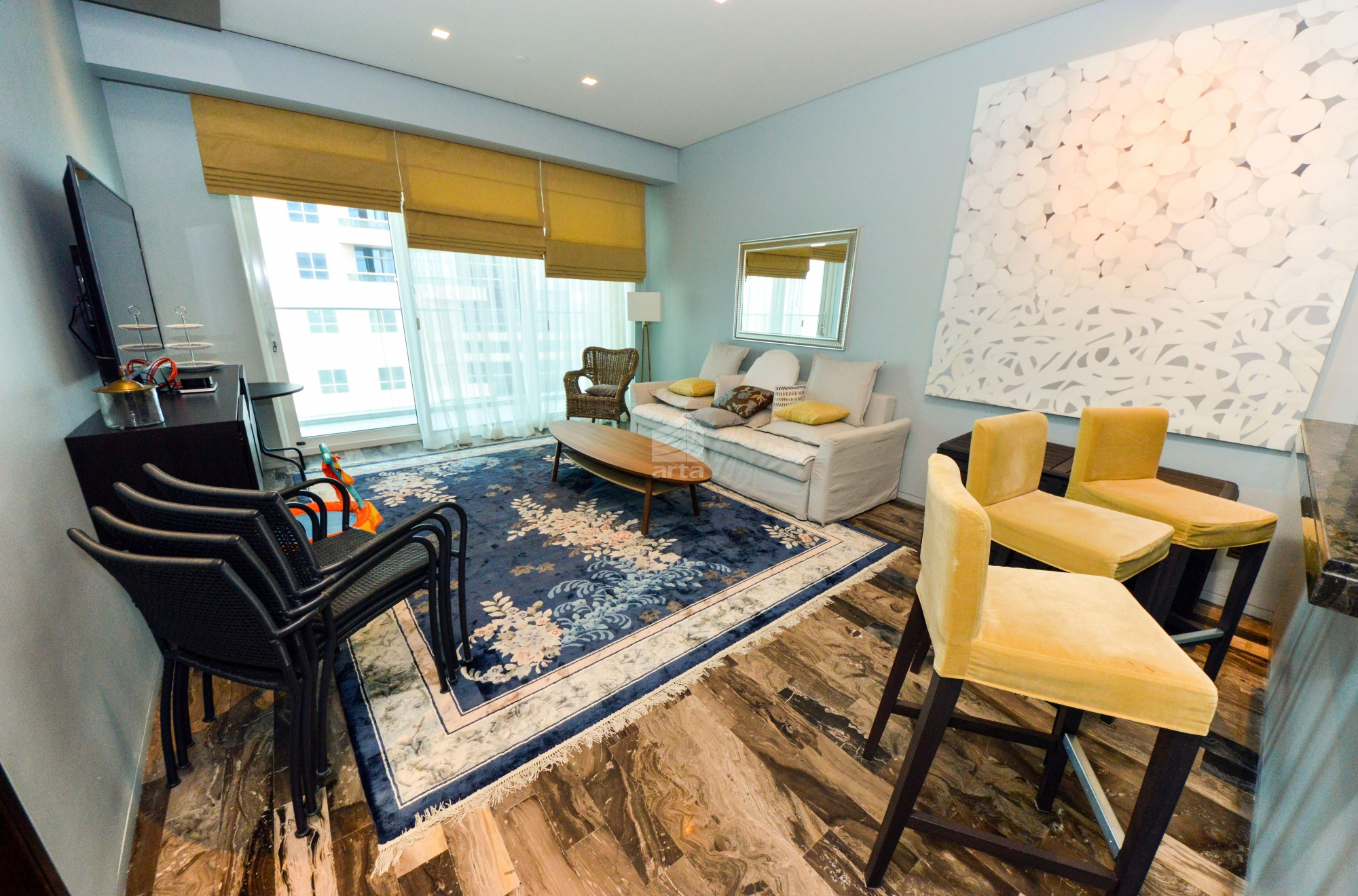 Available for Furnished & Unfurnished| Ready Apartment |