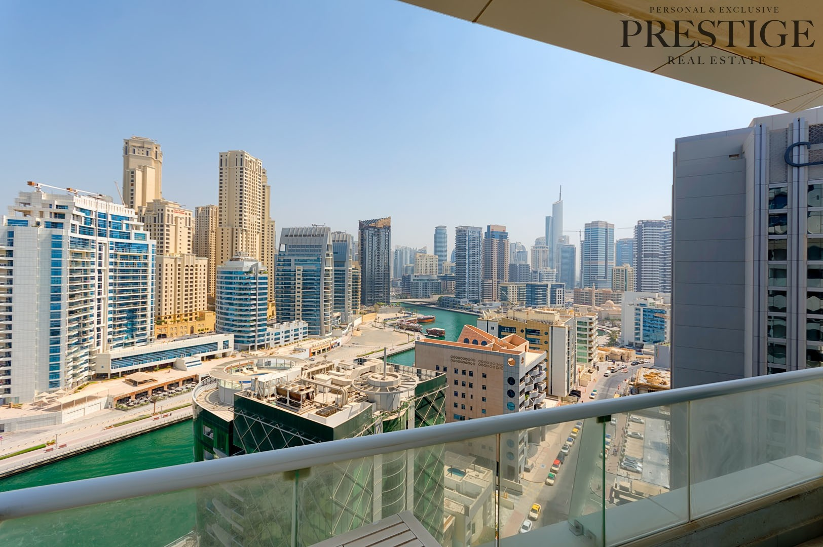 Large 2 Beds  With  Marina View  DEC Tower 1