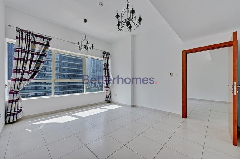 1BR | Well Maintained | Partial Marina View