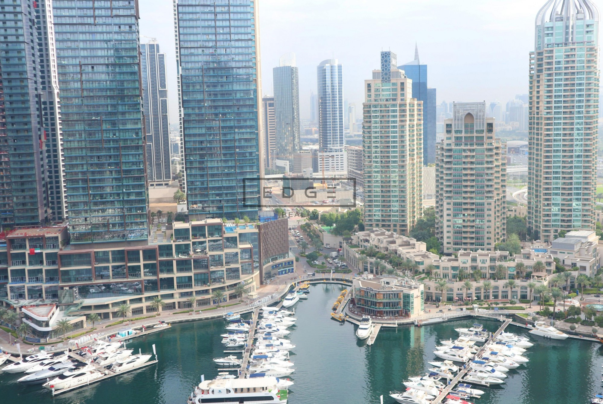 Amazing 3BD | Full Marina View | Marina Tower
