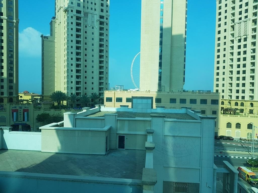 1BHK | Luxurious | Huge Terrace | Spacious