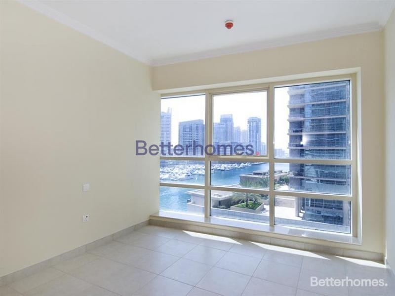 Full Marina View | Fully  Furnished | Vacant