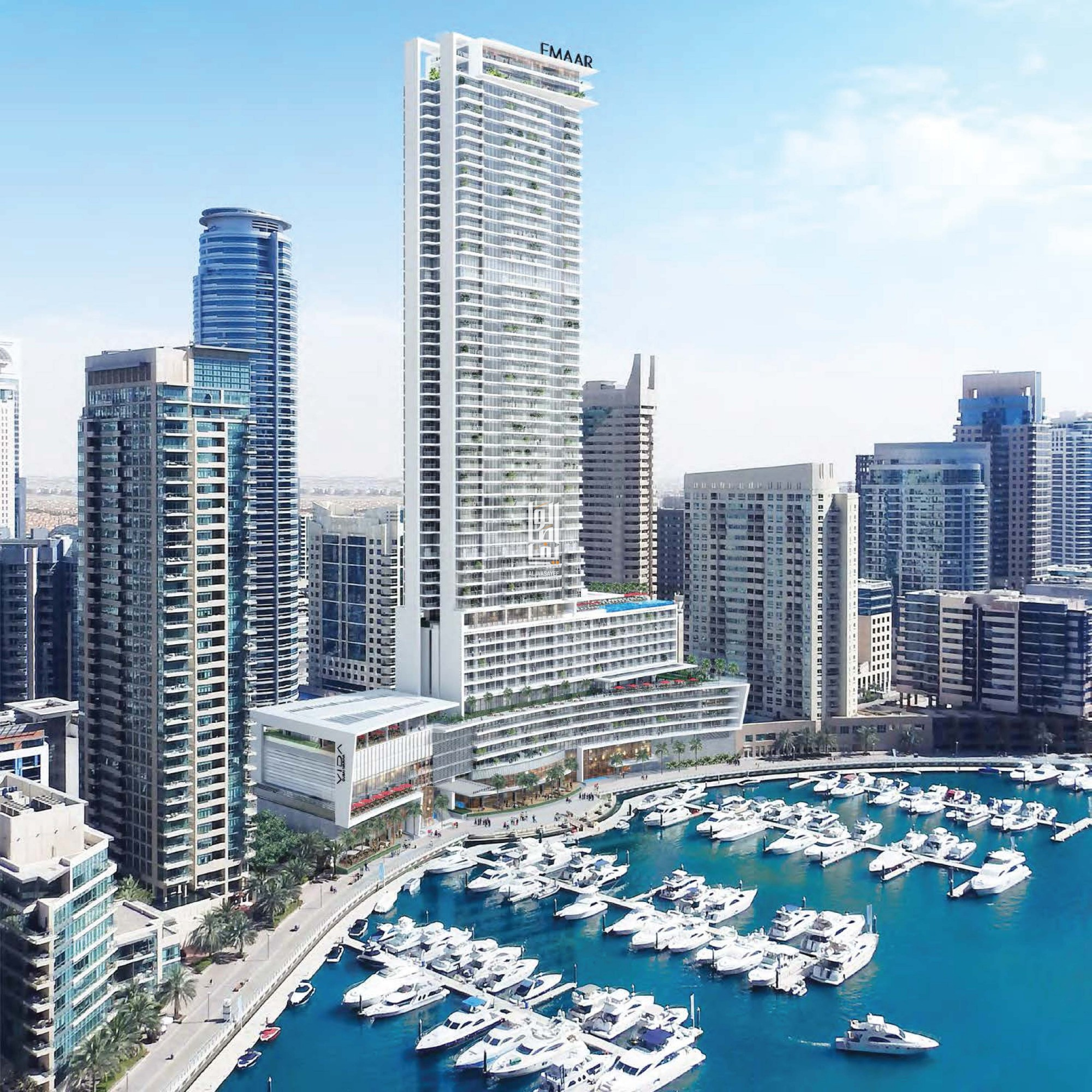 an opportunity of a life time - 2 BHK Dubai Marina Direct View. . .