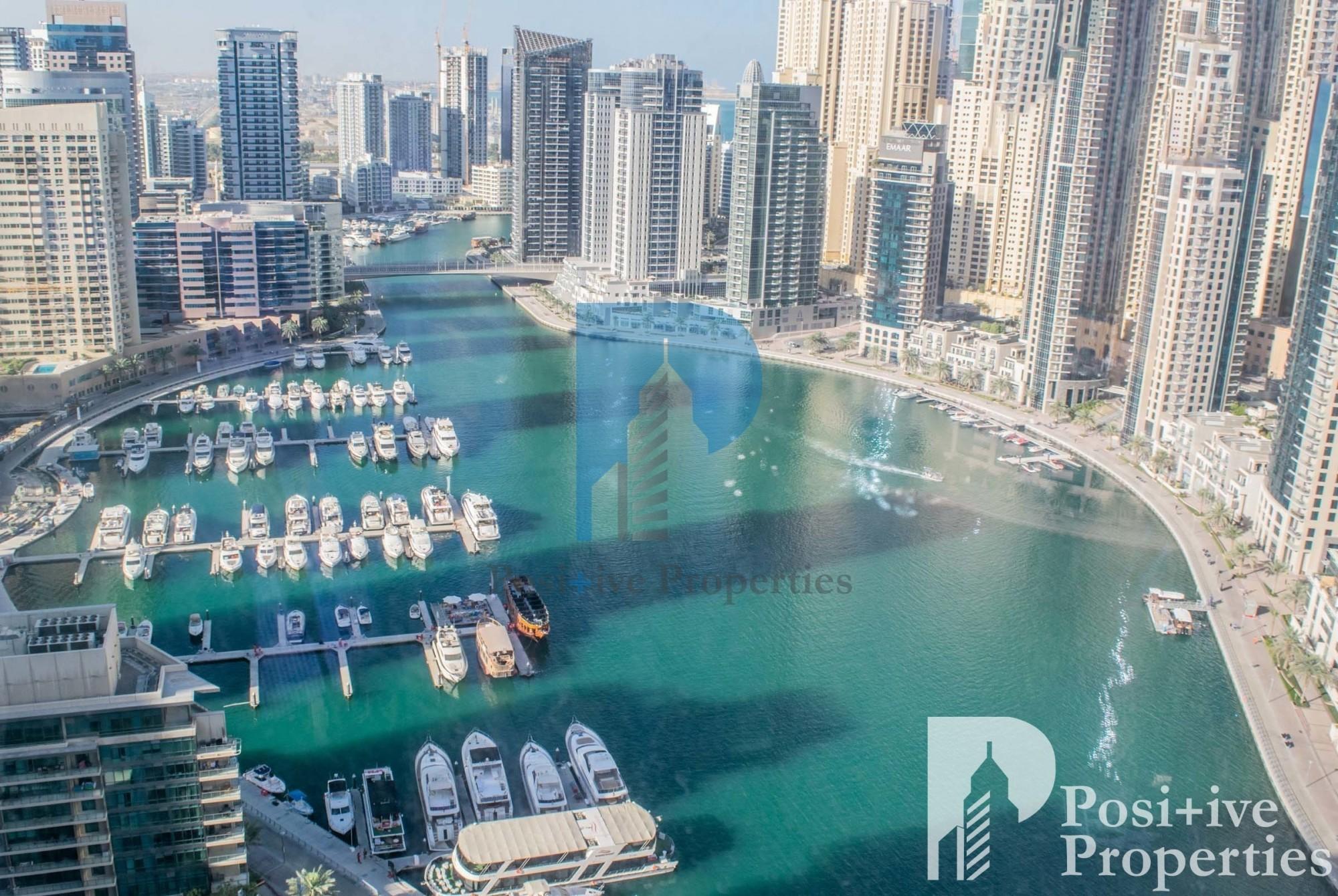 Stunning Apt- Marina View- Next To Metro and Mall