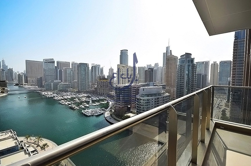 LUXURY Furnished Brand New Apartment | Full Marina View