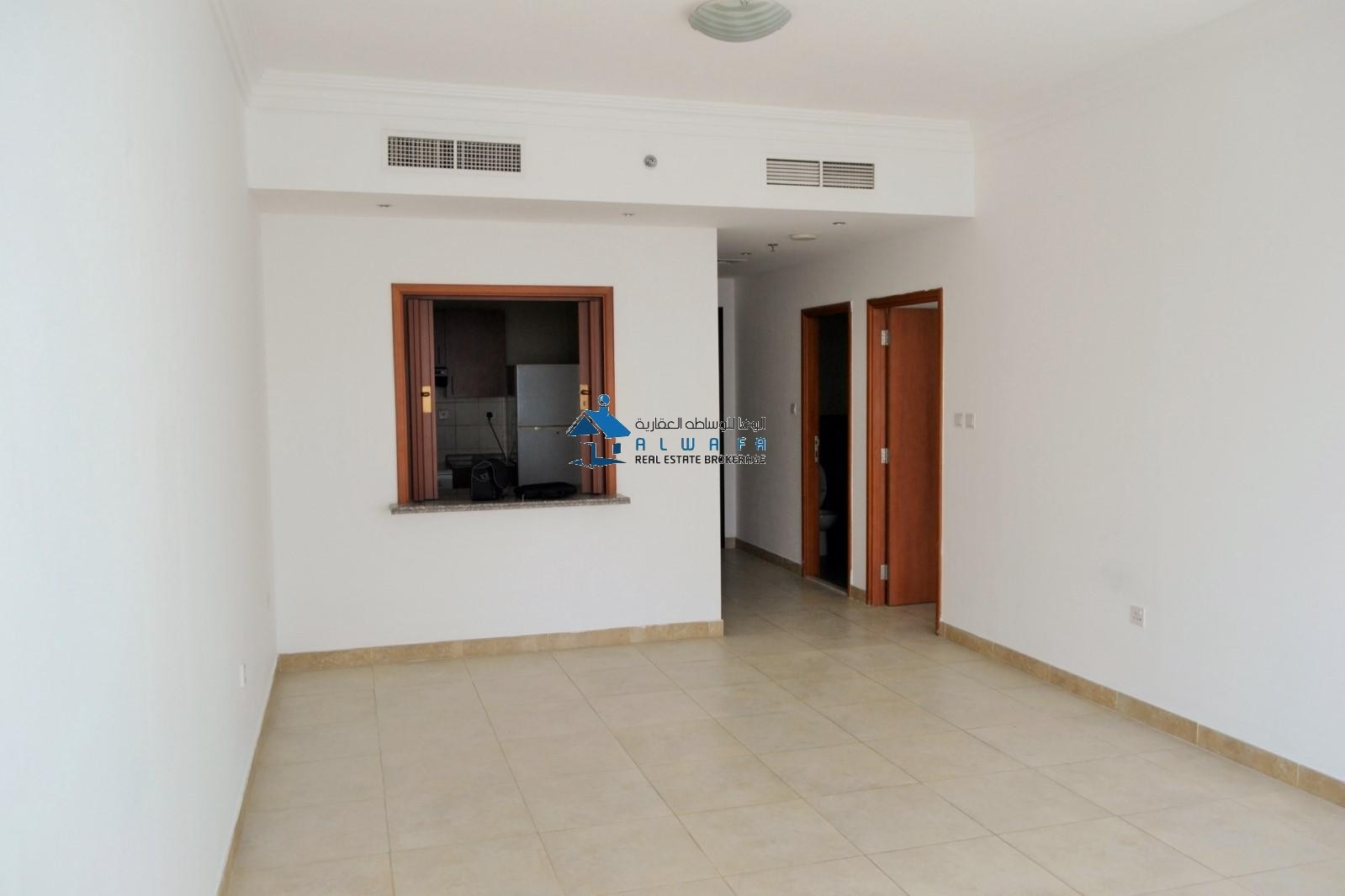 Community View | 1 Bedroom | Unfurnished