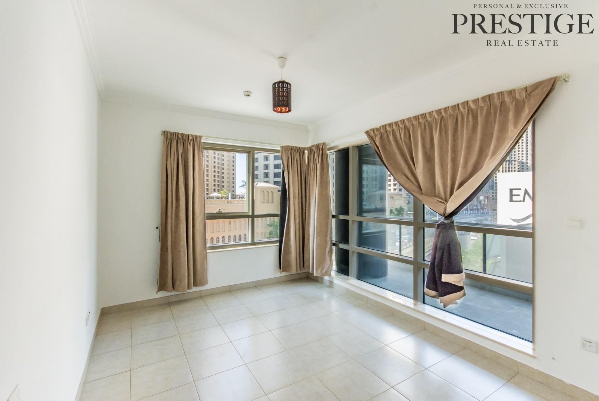 2 Bedroom For Rent | Low Floor | Vacant
