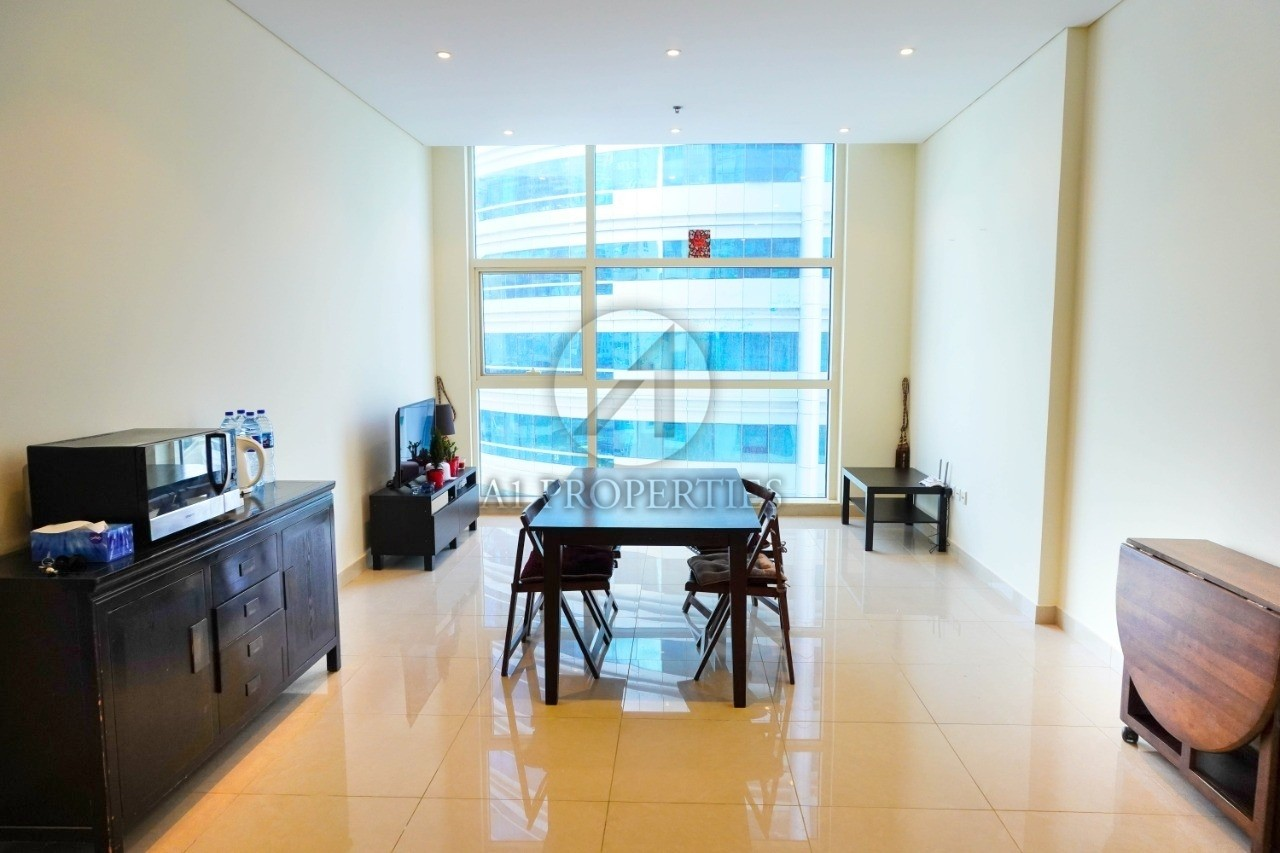Renovated and Furnished 2 BR, Chiller Free