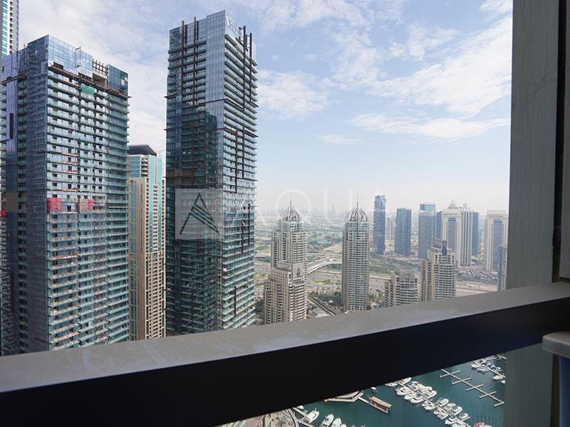 Beautifully Furnished | Full Marina Views