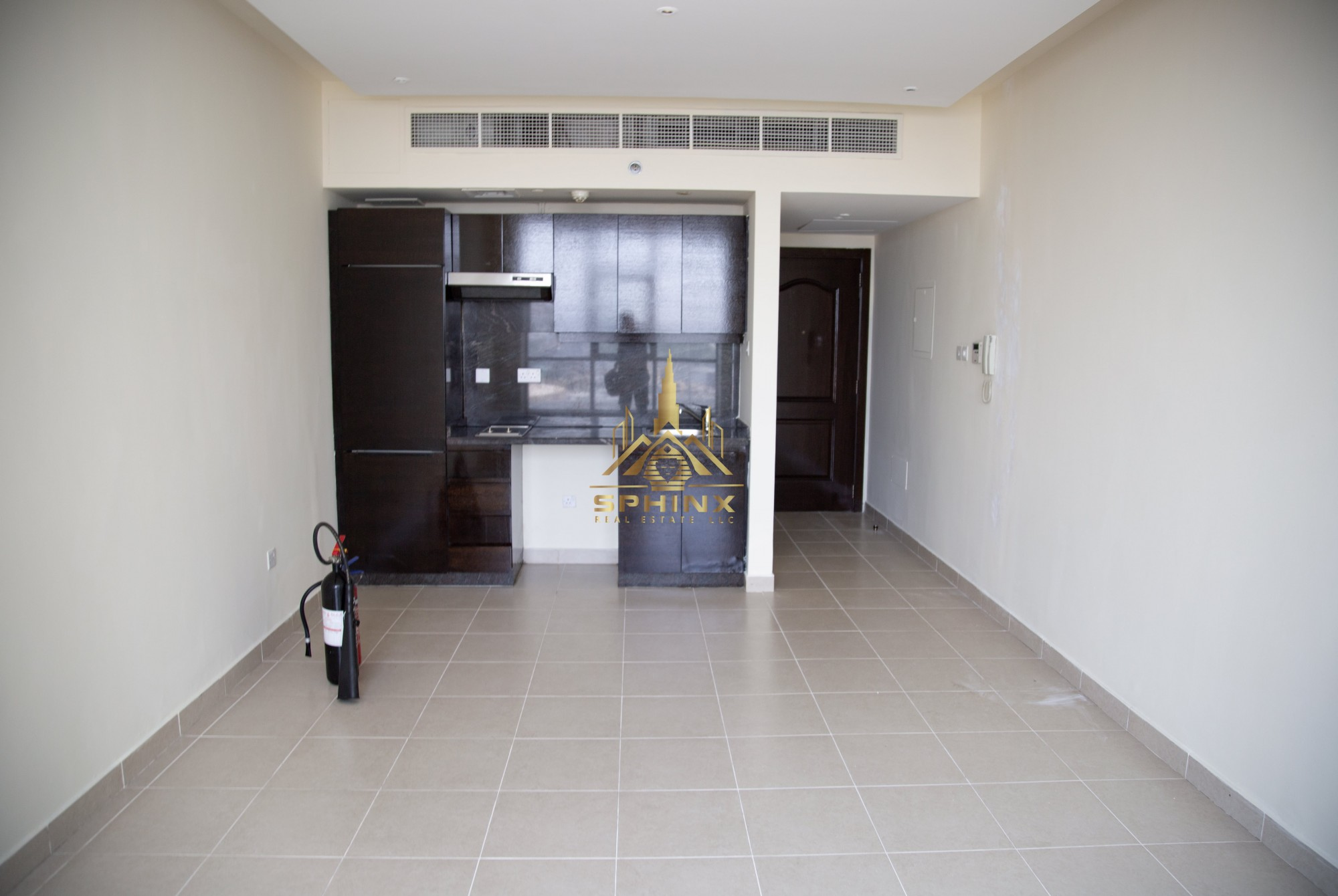 Studio for rent in marina by 38k - 4 CHQ