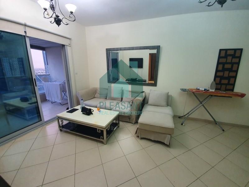 2B/R Lounge Furnished In Marina Diamond Near Metro and Walk