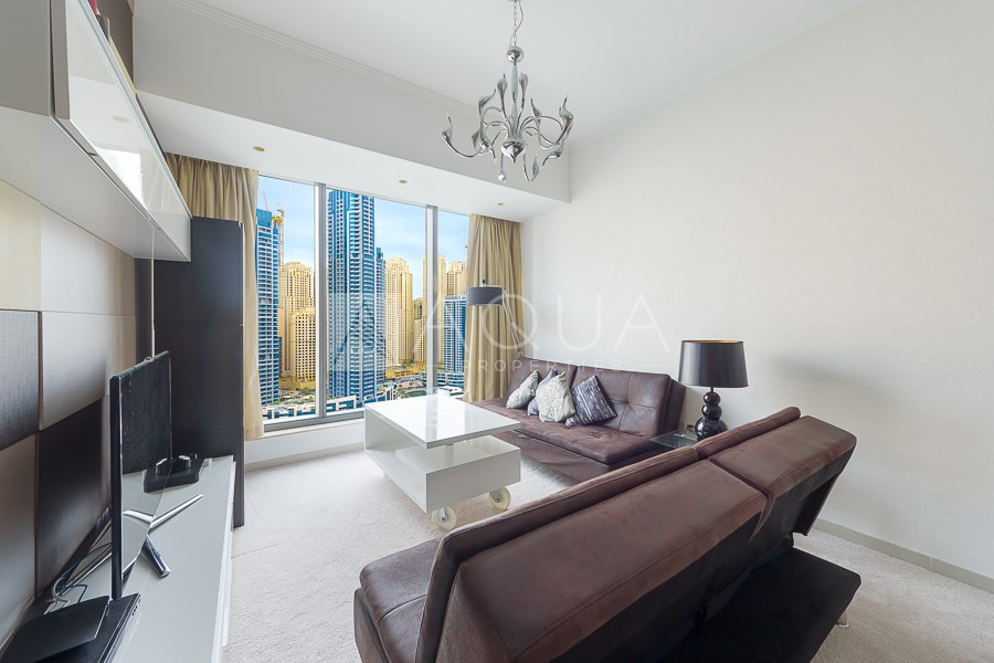 Furnished Unit | Close to Tram and Metro | Up to 6 cheques