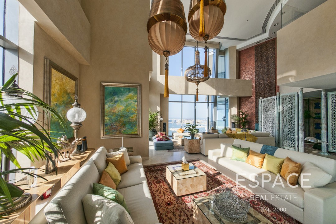 Full Sea View -  Penthouse - Fully Upgraded