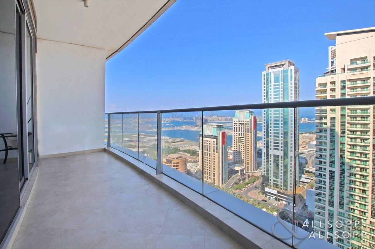 1 Bed Plus Study | Full Sea Views | Vacant