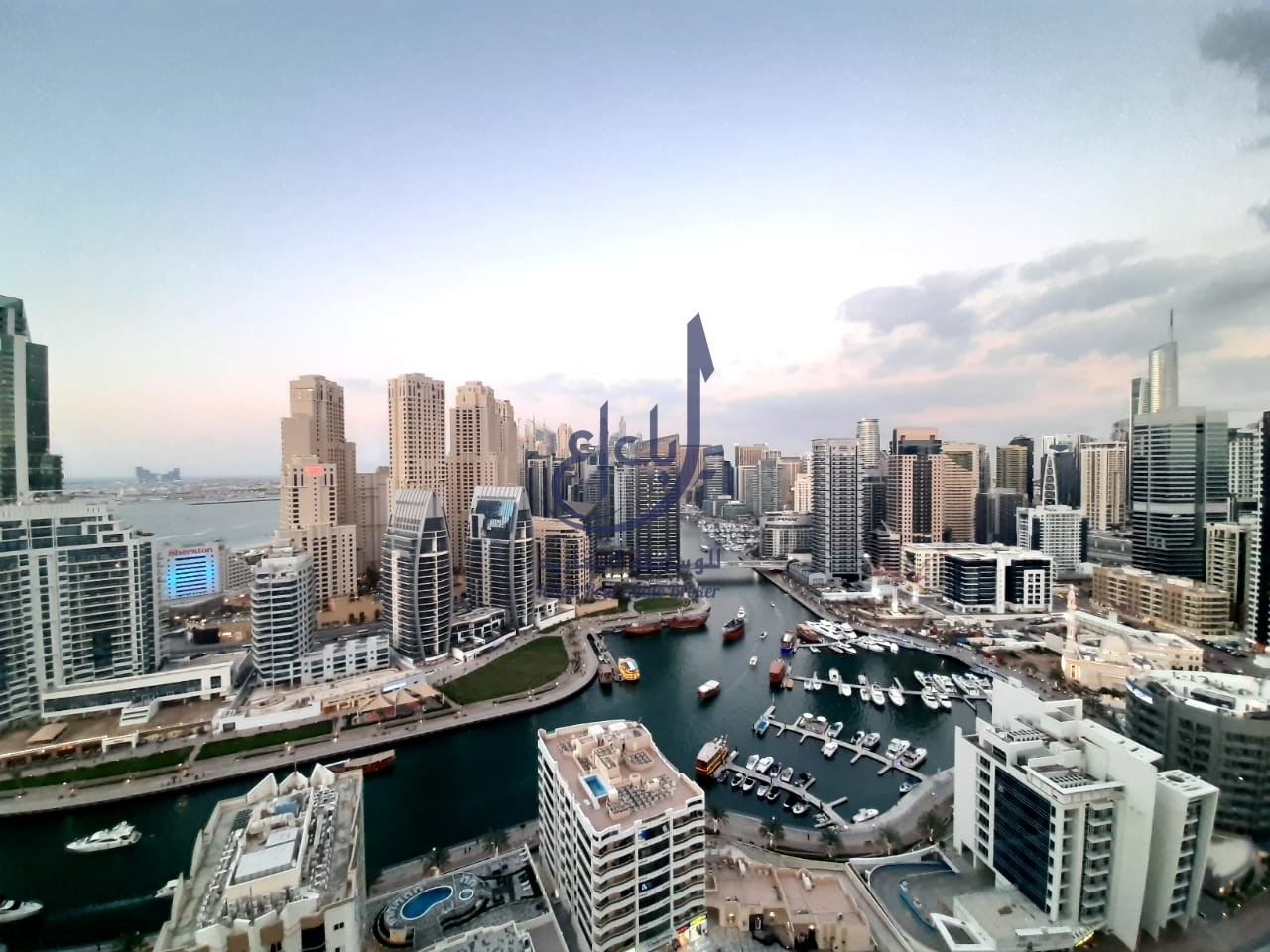 Brand New Big Apartment With Full Marina View