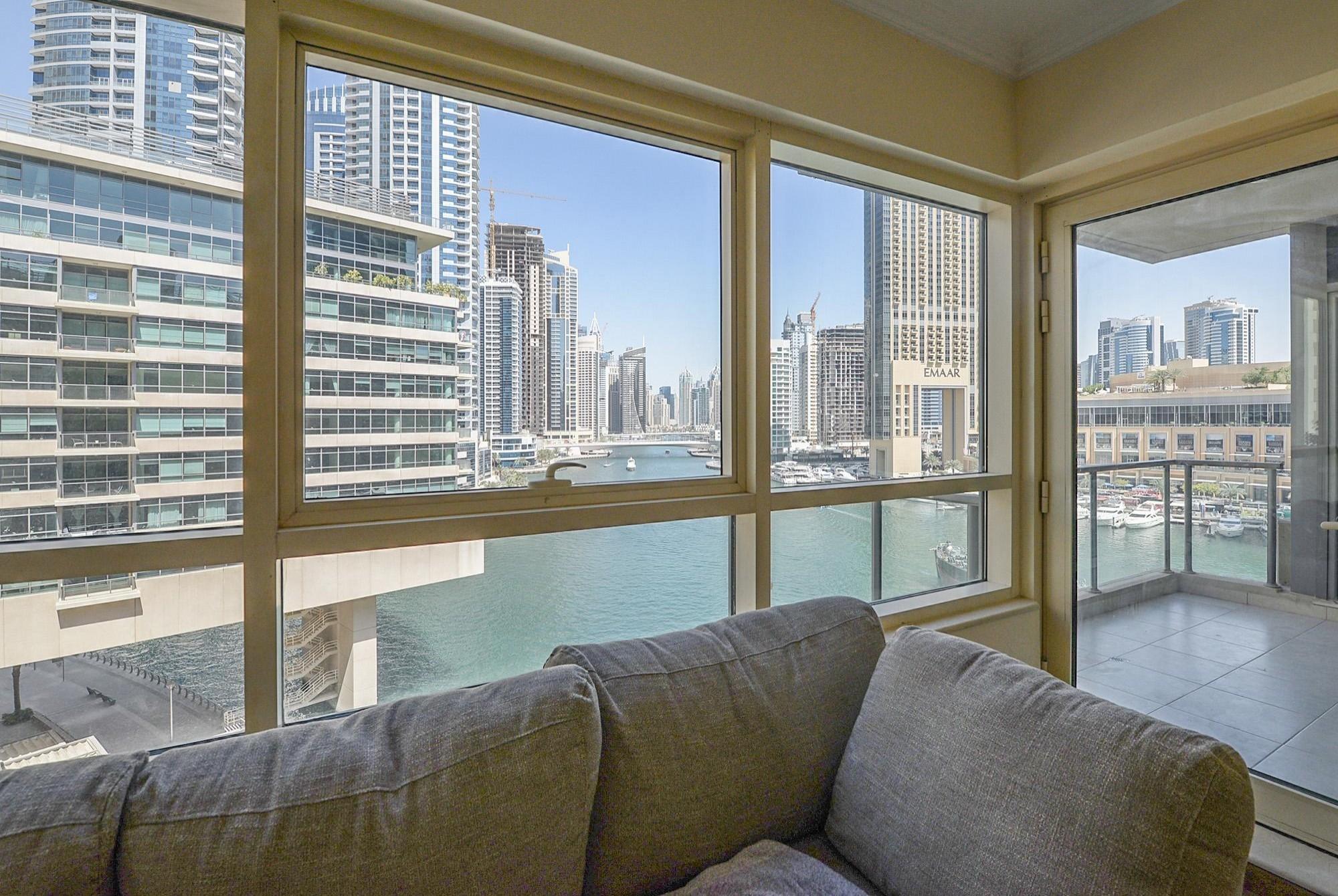 Dubai Marina Specialist | Full Marina View | 02